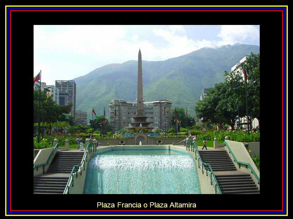 Plaza Francia o Plaza Altamira