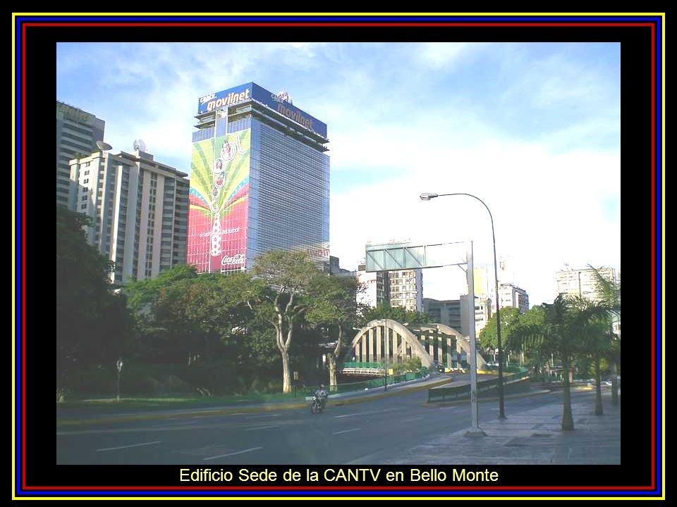 Edificio Sede de la CANTV en Bello Monte
