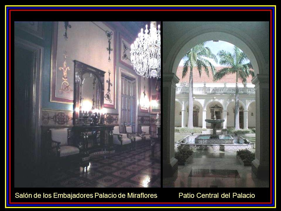 Patio Central del Palacio