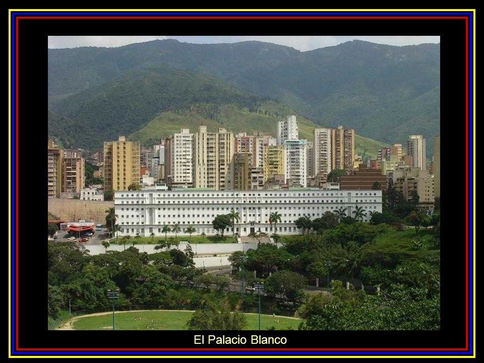 El Palacio Blanco