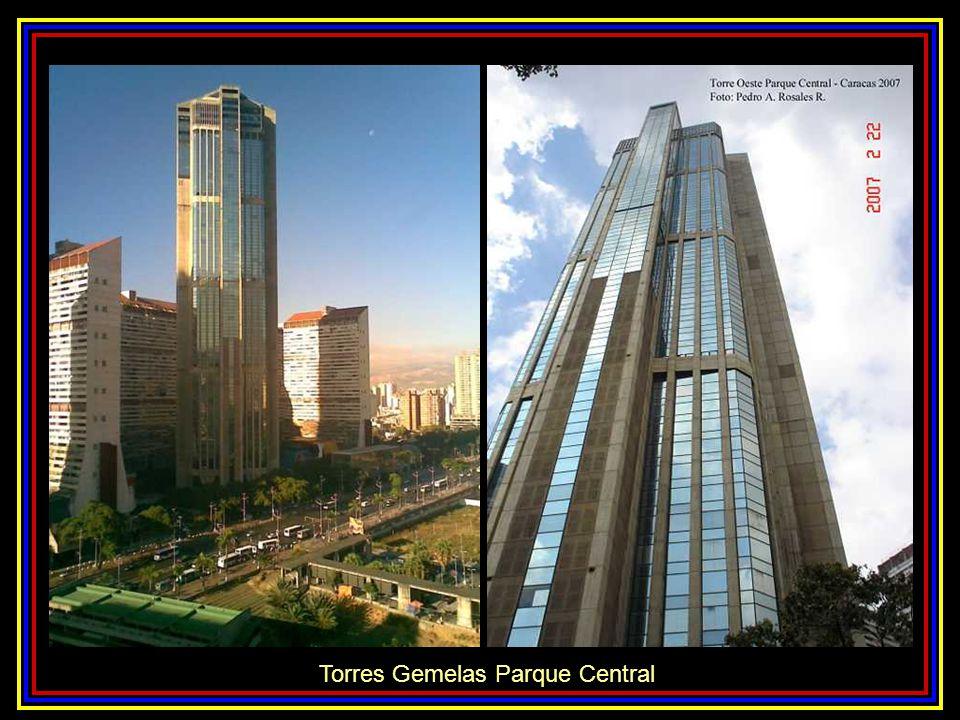 Torres Gemelas Parque Central