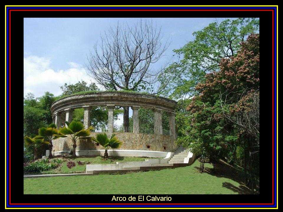 Arco de El Calvario