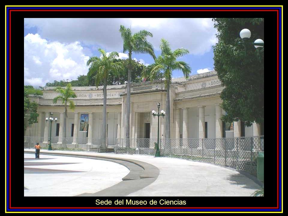 Sede del Museo de Ciencias