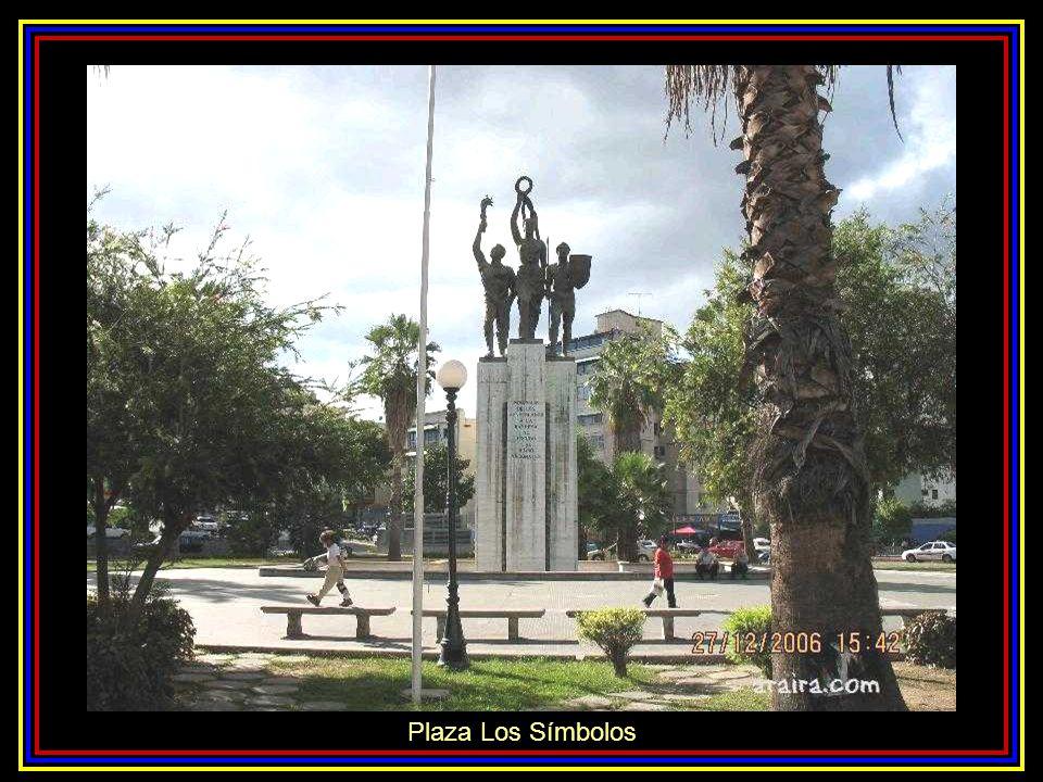 Plaza Los Símbolos