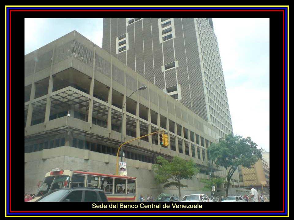 Sede del Banco Central de Venezuela