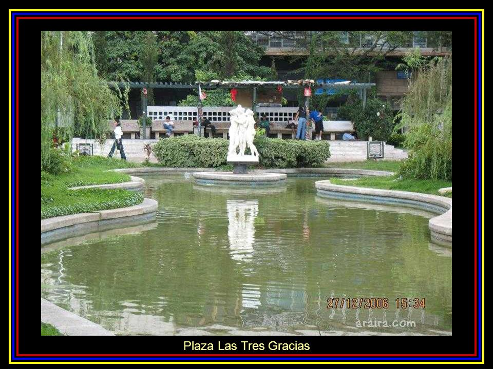 Plaza Las Tres Gracias