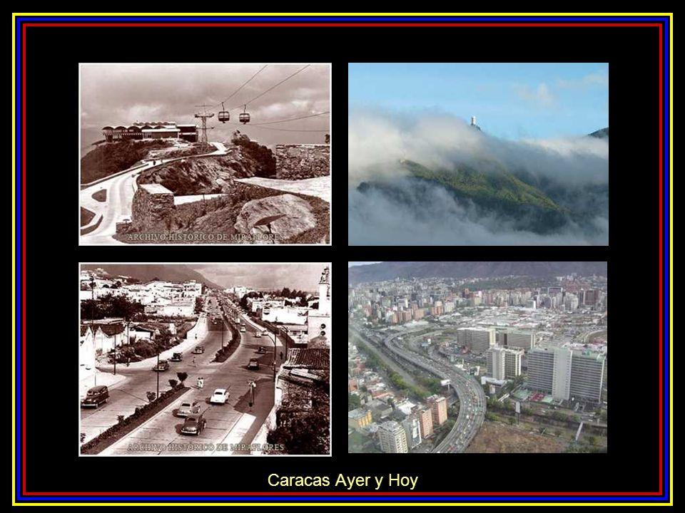 Caracas Ayer y Hoy