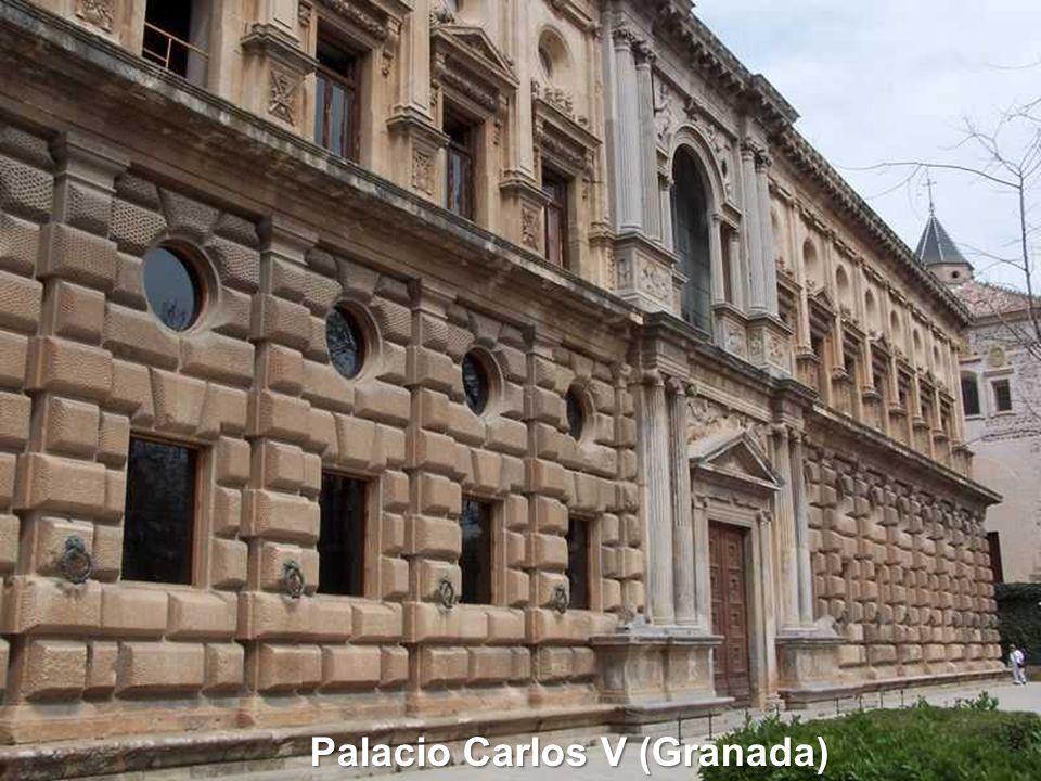 Palacio Carlos V (Granada)