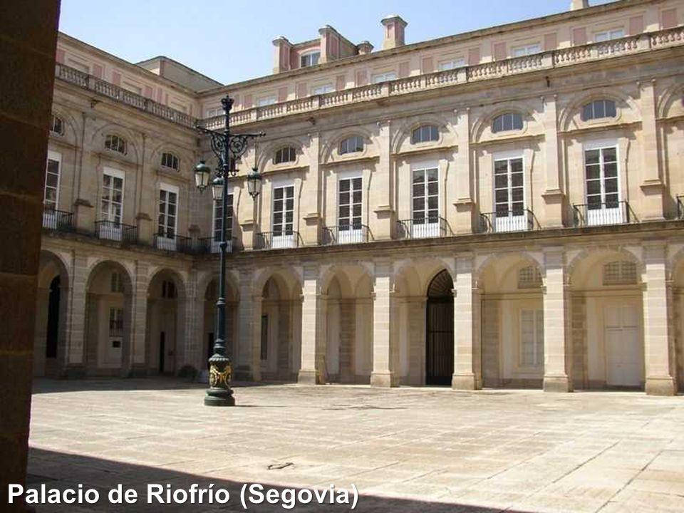 Palacio de Riofrío (Segovia)