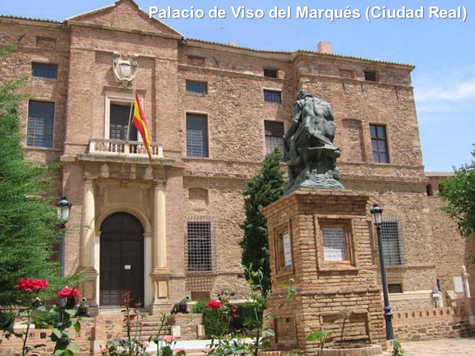 Palacio de Viso del Marqués (Ciudad Real)