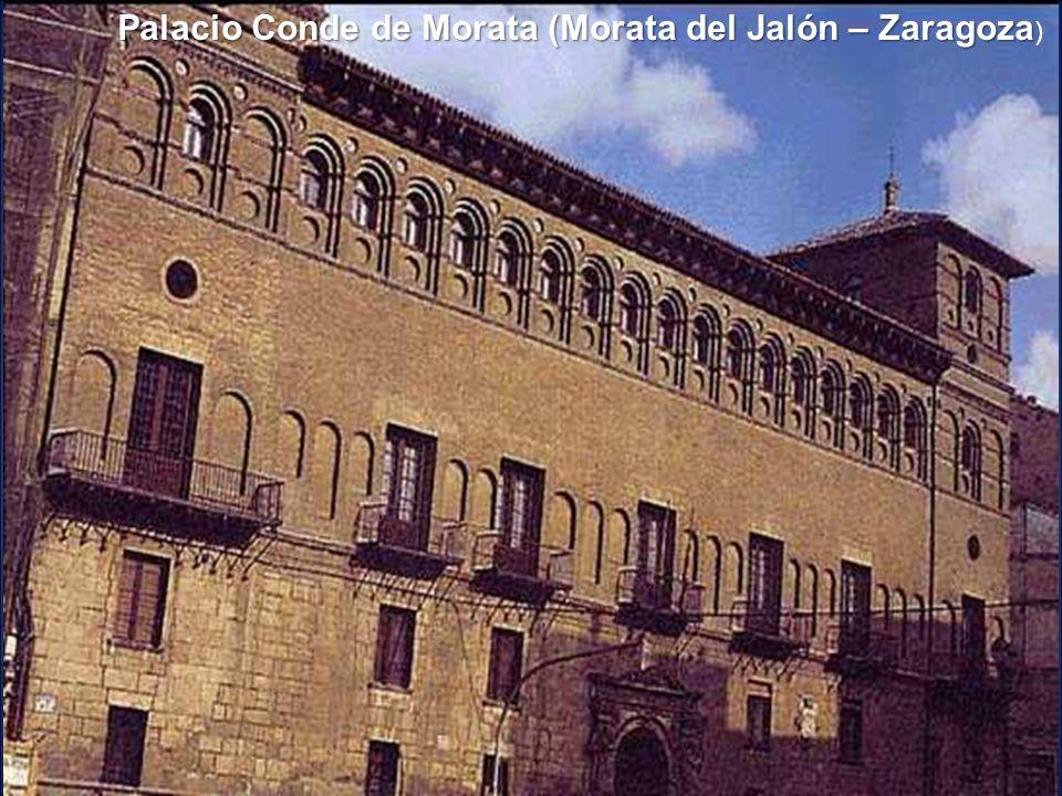 Palacio Conde de Morata (Morata del Jalón – Zaragoza)