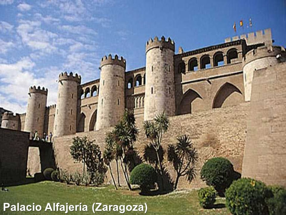Palacio Alfajería (Zaragoza)