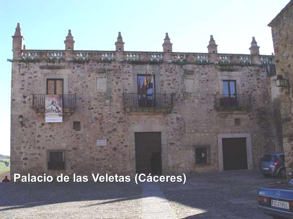 Palacio de las Veletas (Cáceres)