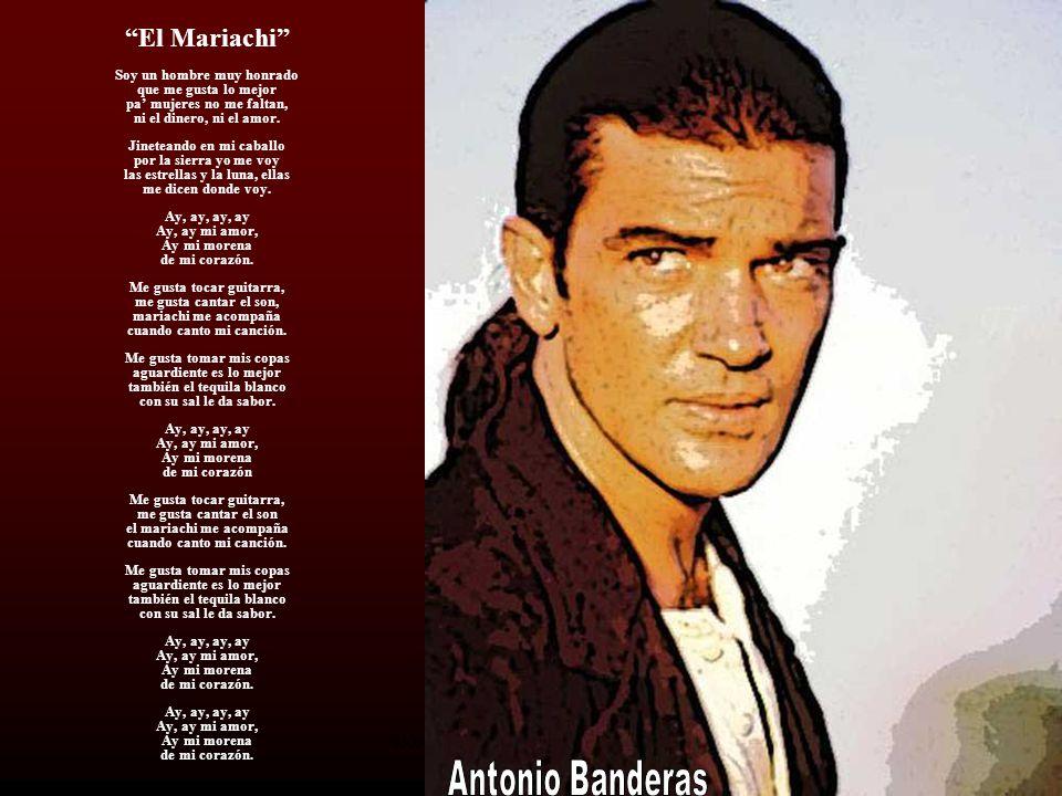 El Mariachi Antonio Banderas www.vitanoblepowerpoints.net