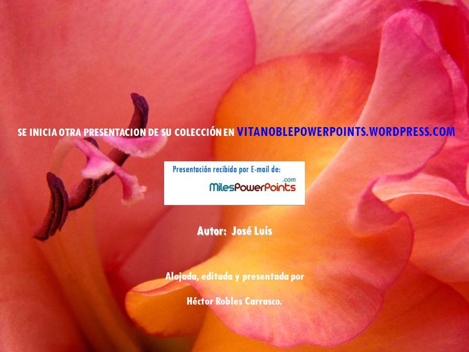 Alojada, editada y presentada por Héctor Robles Carrasco.