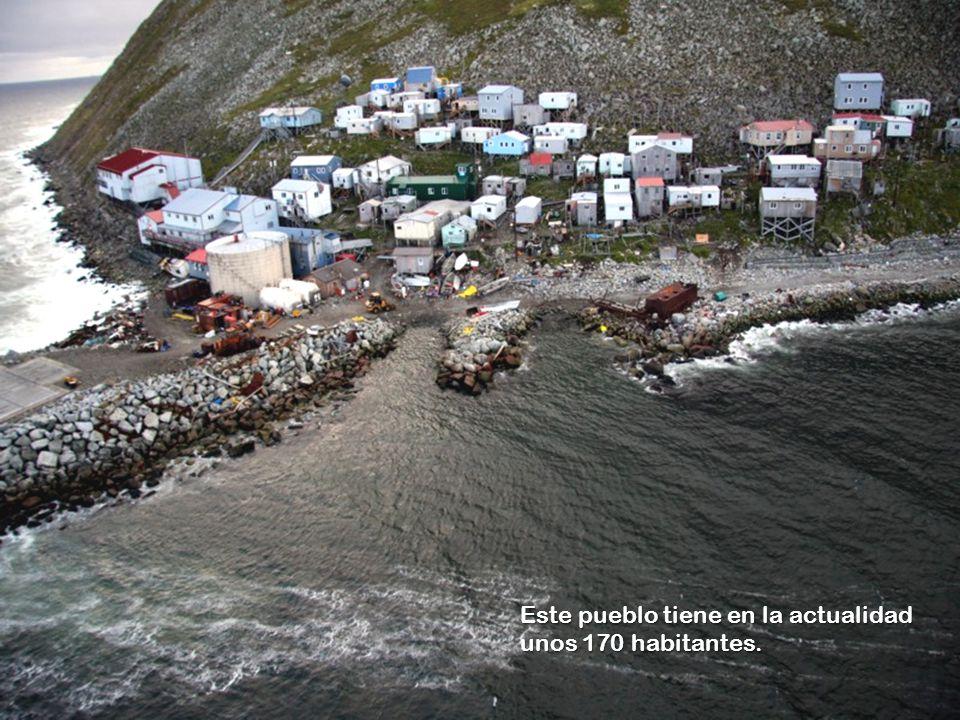 Este pueblo tiene en la actualidad unos 170 habitantes.