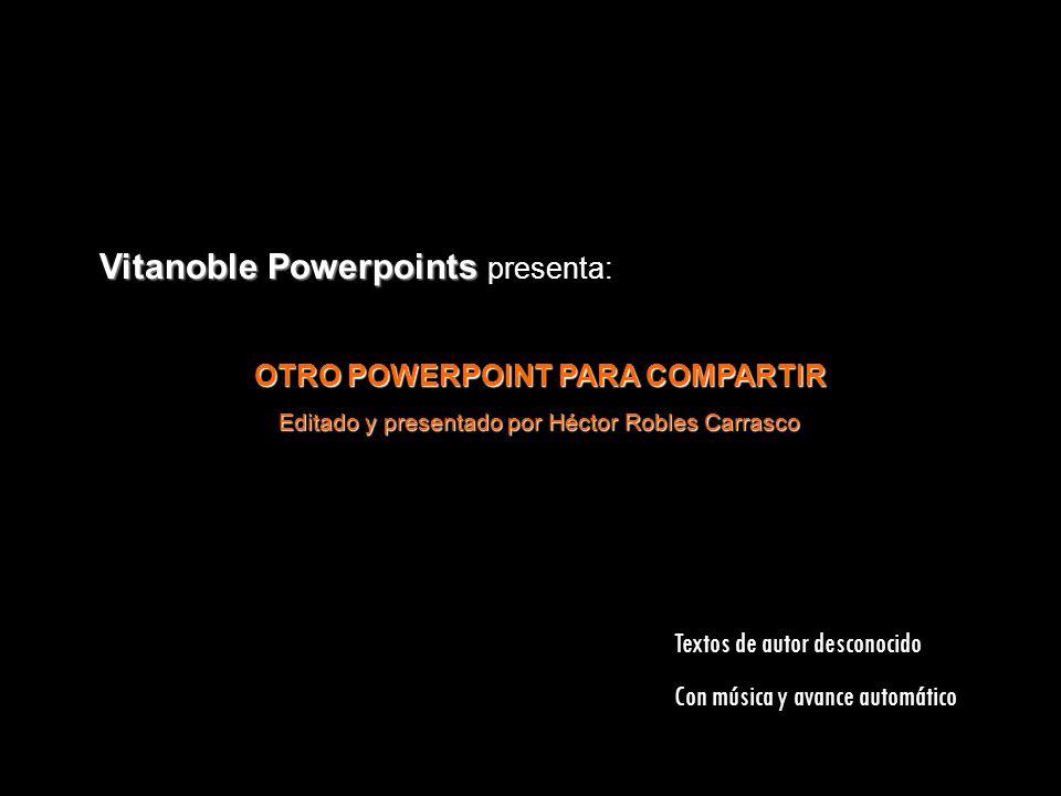 OTRO POWERPOINT PARA COMPARTIR