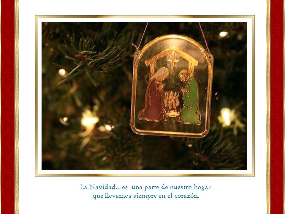 La Navidad… es una parte de nuestro hogar