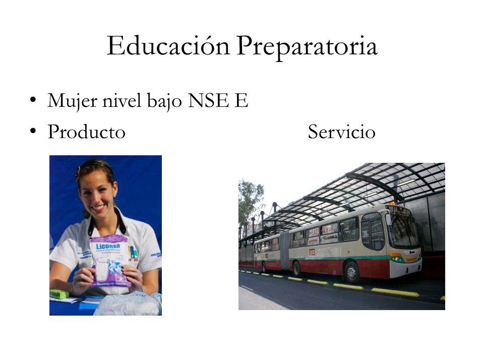 Educación Preparatoria
