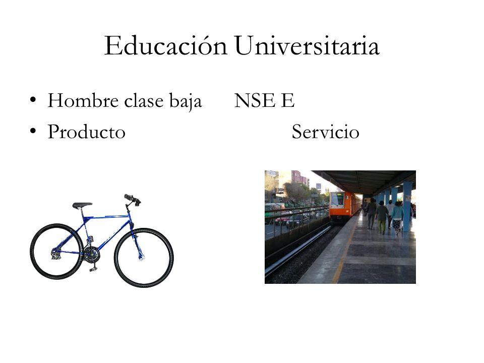 Educación Universitaria