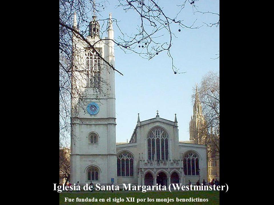 Iglesia de Santa Margarita (Westminster)