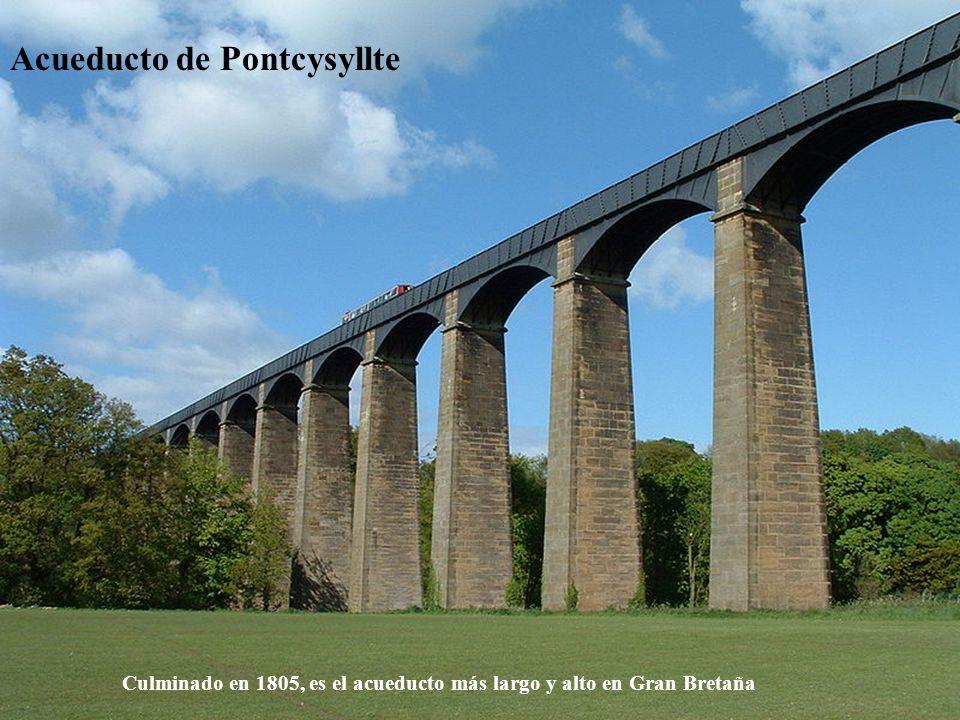 Acueducto de Pontcysyllte