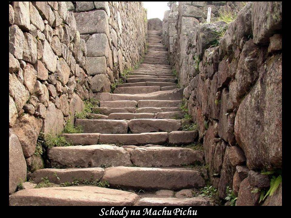 www.vitanoblepowerpoints.net Schody na Machu Pichu