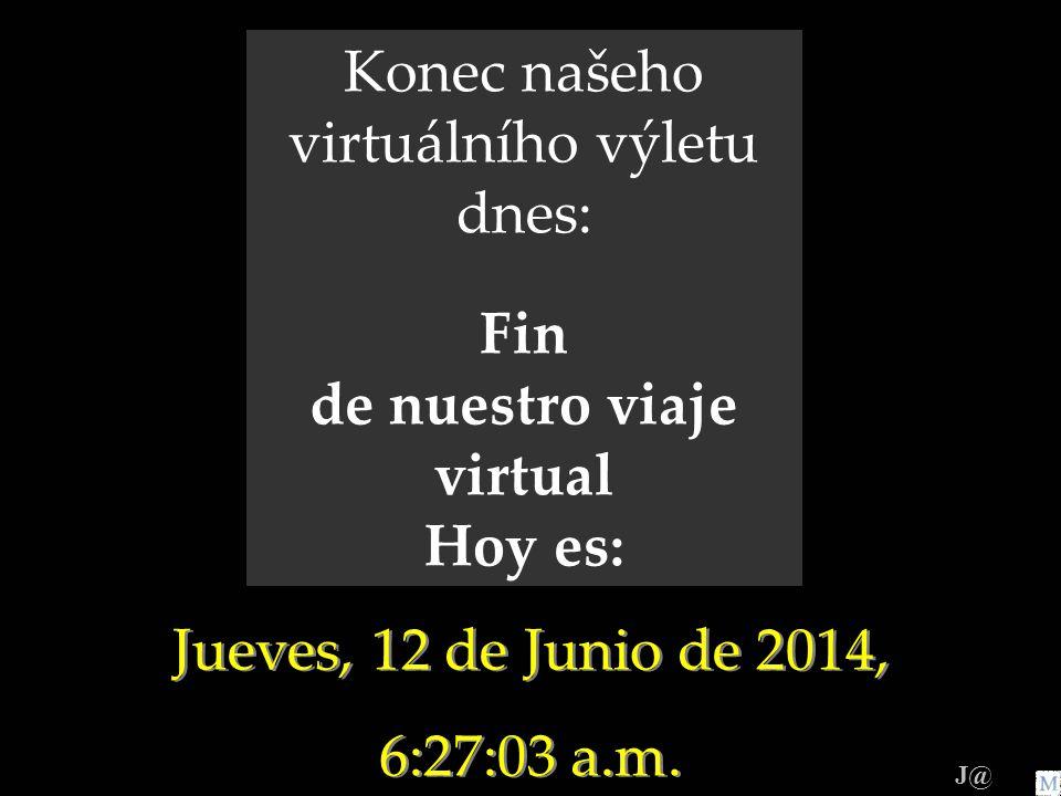 de nuestro viaje virtual