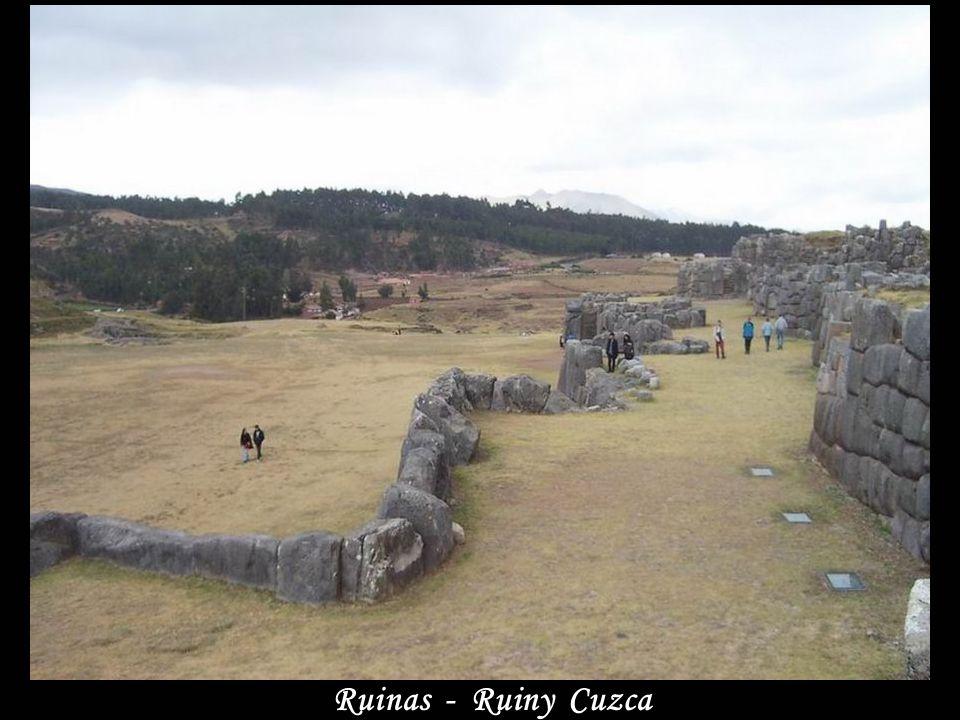 www.vitanoblepowerpoints.net Ruinas - Ruiny Cuzca