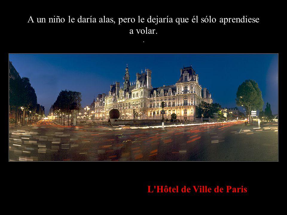 L Hôtel de Ville de Paris