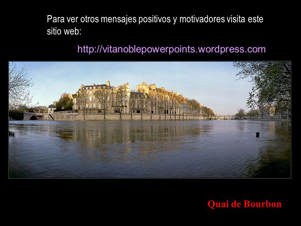 Para ver otros mensajes positivos y motivadores visita este sitio web: