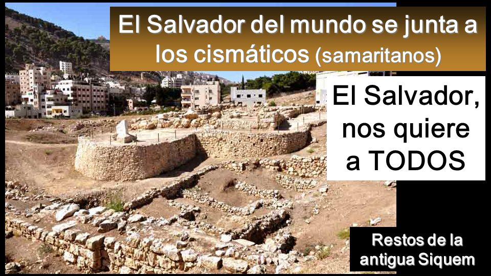 El Salvador, nos quiere a TODOS
