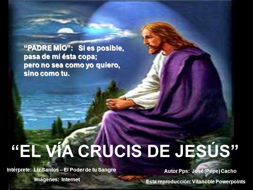 EL VÍA CRUCIS DE JESÚS