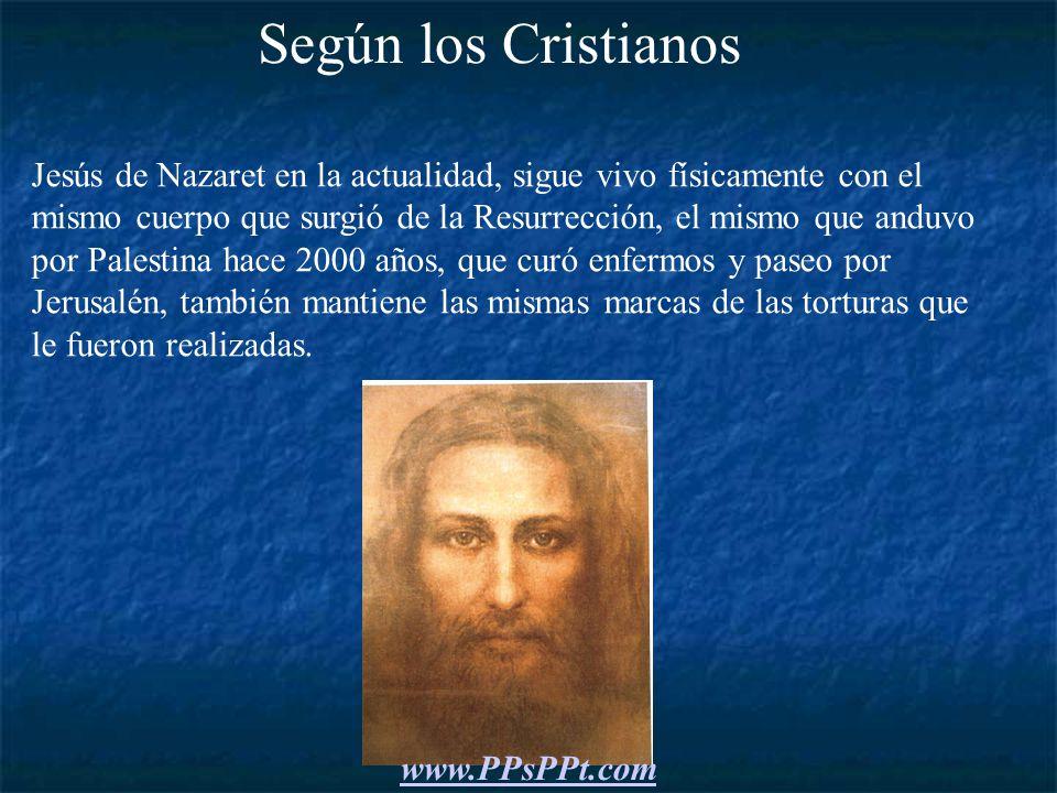 Según los Cristianos