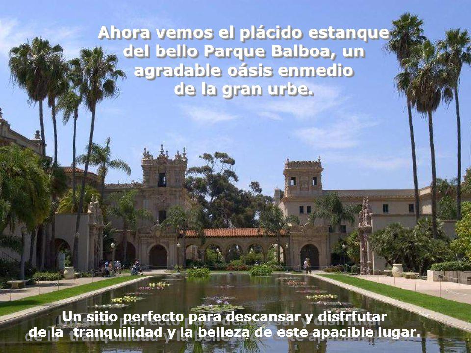 San diego la bella ciudad de el puente de coronado visto for Vivero el estanque