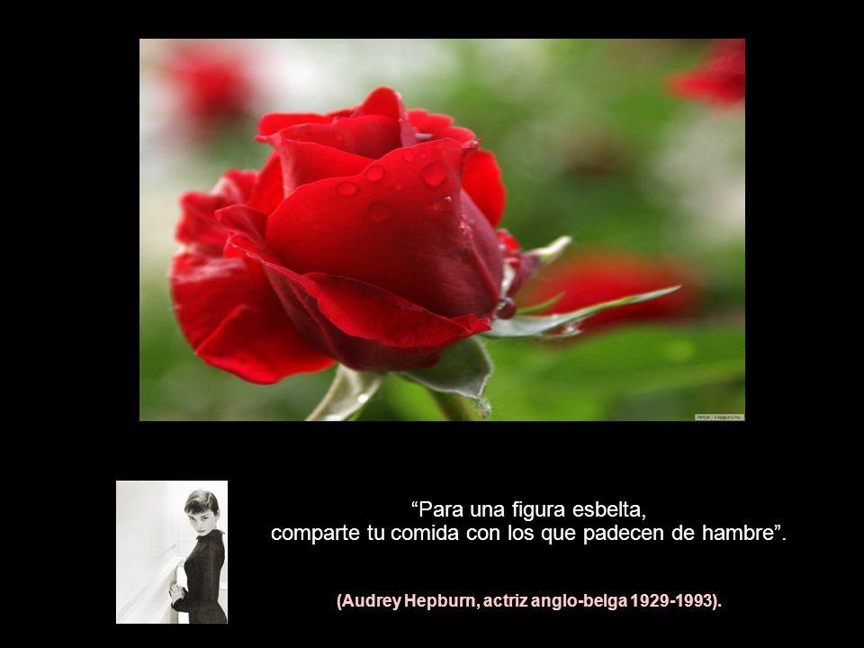 (Audrey Hepburn, actriz anglo-belga 1929-1993).