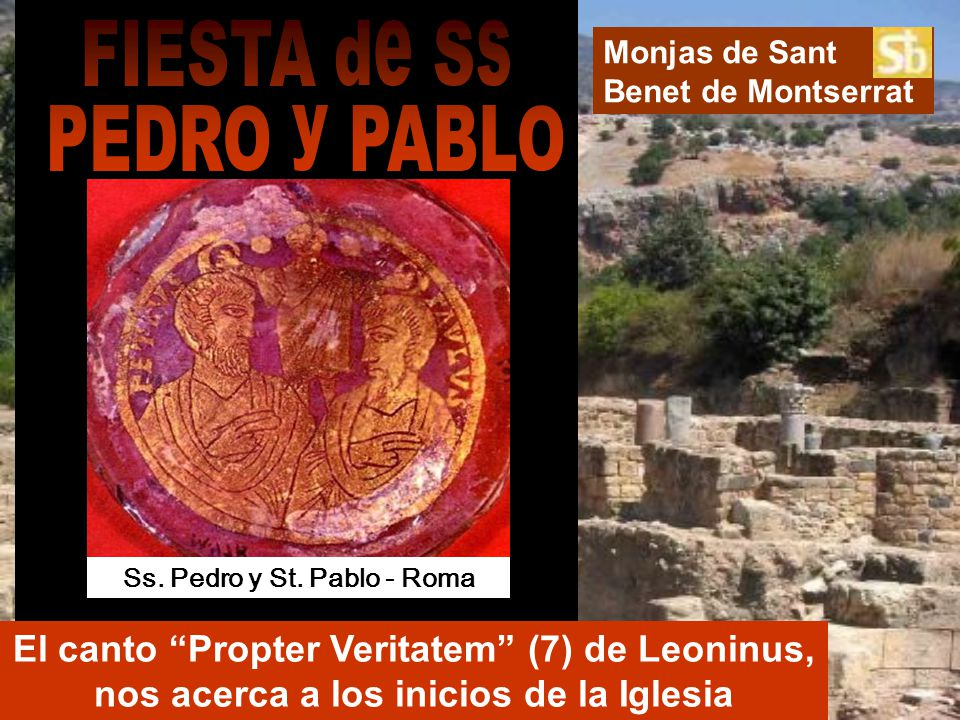 Ss. Pedro y St. Pablo - Roma
