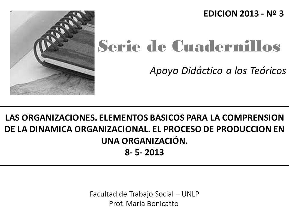Facultad de Trabajo Social – UNLP