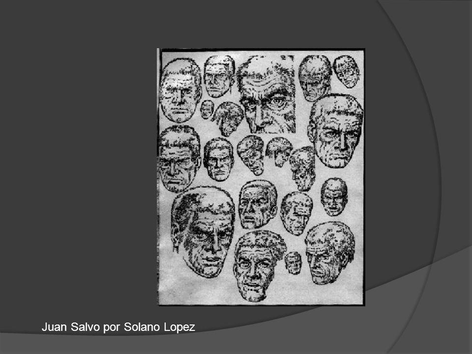 Juan Salvo por Solano Lopez