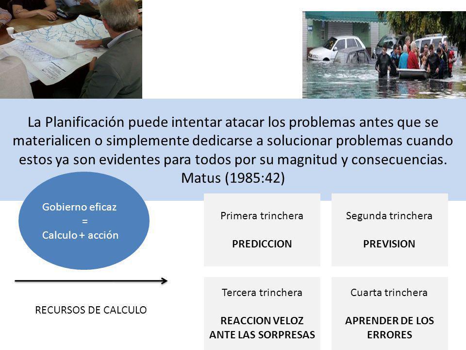 REACCION VELOZ ANTE LAS SORPRESAS APRENDER DE LOS ERRORES