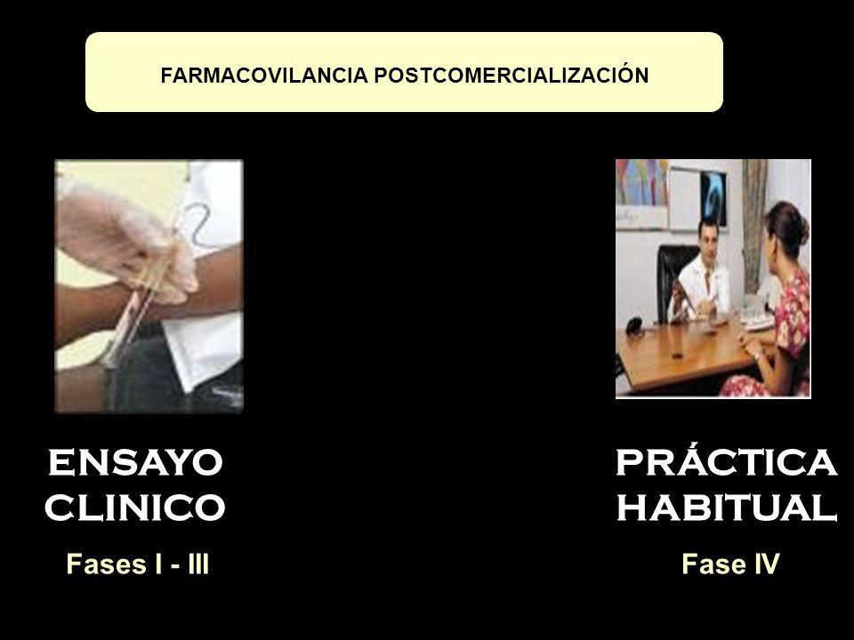 ENSAYO CLINICO PRÁCTICA HABITUAL