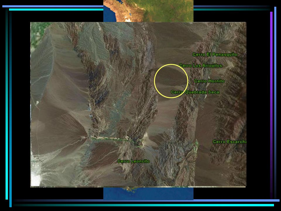 San Juan Barreal blanco Observatorio CASLEO