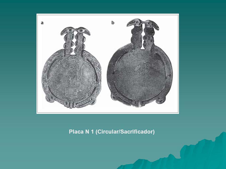 Placa N 1 (Circular/Sacrificador)