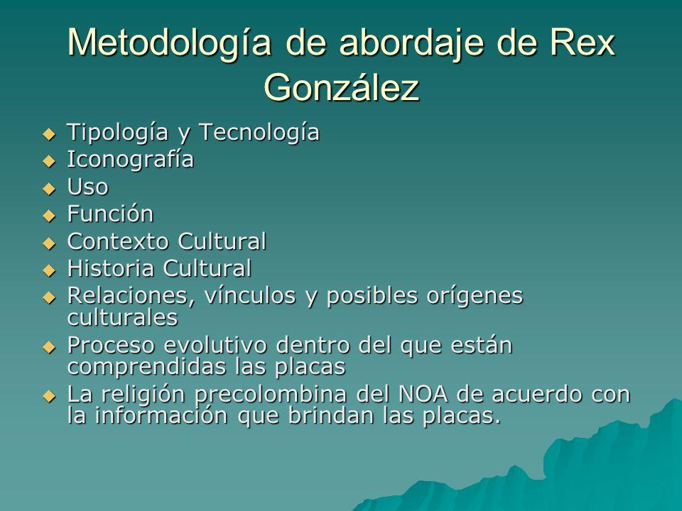Metodología de abordaje de Rex González