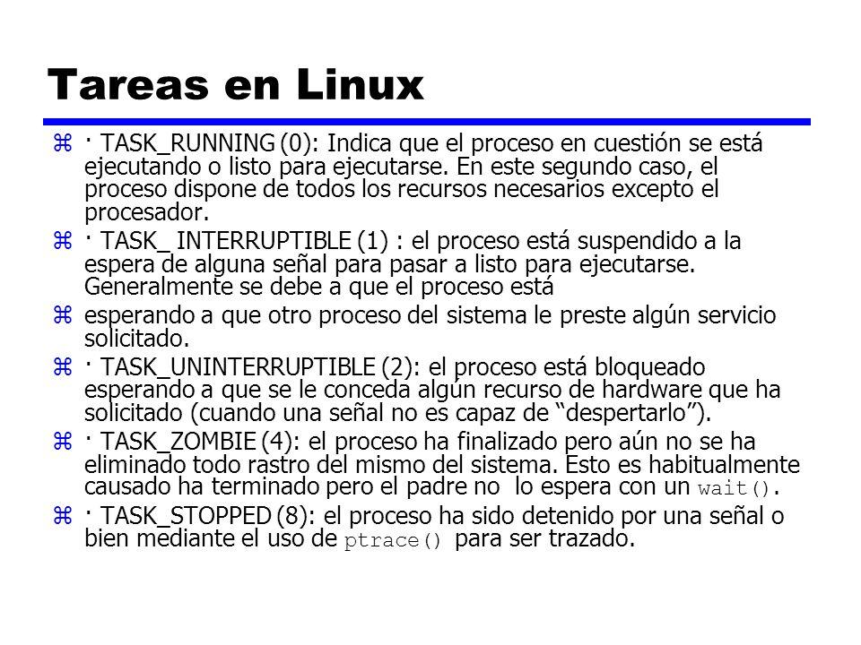 Tareas en Linux