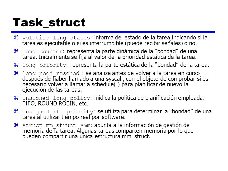 Task_struct