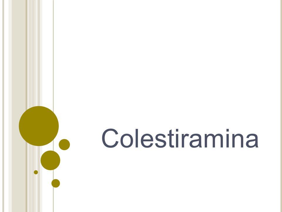 Colestiramina