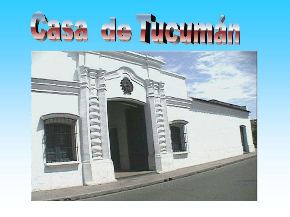 Casa Tucumán de
