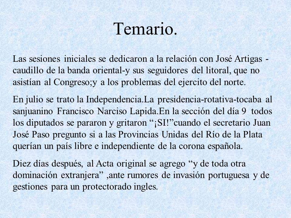 Temario.