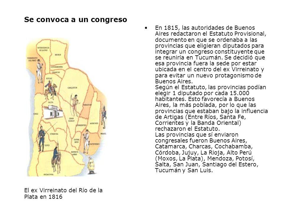 Se convoca a un congreso